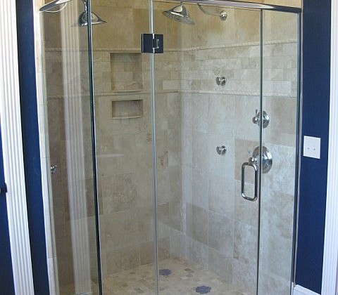 Glass Shower Doors - Create your own luxury enclosure
